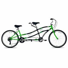 NEW GMC KENT DUAL DRIVE TANDEM COMFORT CRUISER BIKE BICYCLE BEACH SHIMANO 21 SPD