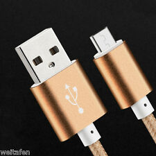 GENERIC MICRO USB DATA CABLE CHARGER LEAD FOR SAMSUNG GALAXY S2 S3 S4 Note 2 HTC