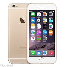 GOLD Apple iPhone 6 16GB 4G iOS 8MP Handy Smartphone OHNE VERTRAG No Fingerprint