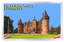 UTRECHT NETHERLANDS MOD3 FRIDGE MAGNET SOUVENIR IMAN NEVERA