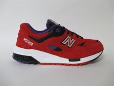 New Balance 1600 Elite Pinball Red White Purple Black Sz 8 CM1600BD
