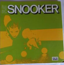 PLAY SNOOKER
