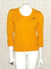 NIKE GOLF~FIT-DRY~STRETCH~3/4 SLEEVE~EMBELLISHED KNIT~GOLF SWEATER TOP~M (8-10)