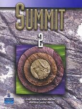 Summit 2: English for Today's World (Student Book with Audio CD)-ExLibrary