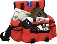 ORANGE EMS/EMT First Aid Medical Emergency Rescue Response Shoulder Bag 2342