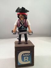 PLAYMOBIL PIRATA ARMADO NUEVO DUO PACK