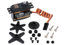 Hot EMAX ES9258 Metal Gear Digital Servo 27g/ 3kg/ .05 sec for rc helicopter