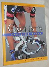 Cyclist's Training Bible by Joe Friel (1996, Paperback, Illustrated)