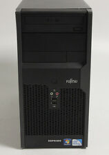 FUJITSU P2560 Intel E5800 3,20 GHz, 4 GB di RAM, 250 GB HDD, DVD-RW, WINDOWS 7 PRO