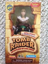 Tomb Raider: Lara Croft In Bomber Jacket: Toyfare Exclusive NIB
