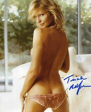 Tricia Helfer Signed Photo, Battlestar Galactica. Kerrigan With COA and PROOF.