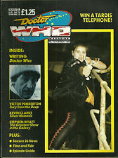 RARE Back Issue - DOCTOR WHO MAGAZINE #146 - SOPHIE ALDRED - ACE! - 100s listed
