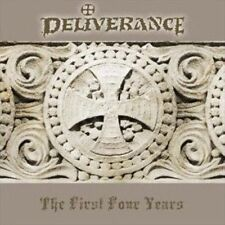 The First Four Years * by Deliverance (Christian Metal) (CD, May-2007, Cobraside