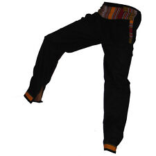 HAREM TROUSERS HIPPY BOHO ALADIN ALIBABA Man Woman JUMPSUIT Baggy Pants YOGA