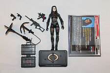 GI Joe Hasbro 50th Social Clash 2 Pack Cobra Baroness Figure Complete Mint