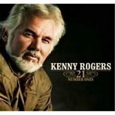 KENNY ROGERS 21 NUMBER ONES CD NEW