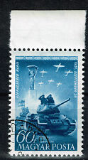 Hungary WW2 Red Army Victory Tank T-34 in 1945 stamp