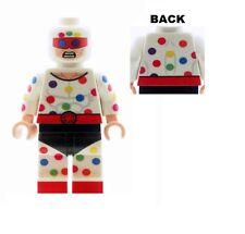 BATMAN SUPEREROI figura a Pois Uomo Super Eroe personalizzato stampato LEGO parti