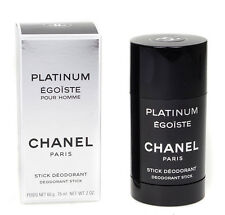 Chanel Platinum Egoiste Pour Homme Deodorant Stick 75ml For Men