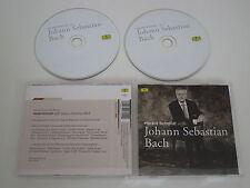 HARALD SCHMITT/TRIFFT J.S. BACH(DEUTSCHE GRAMMOPHON 461 792-2) 2XCD ALBUM