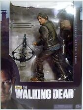 "DARYL DIXON The Walking Dead amc TV Show 10"" inch Deluxe Action Figure 2013"