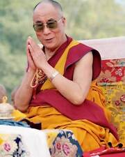 Dalai Lama Spiritual Leader 8x10 Photo 001