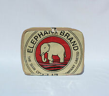Elephant Brand Deluxe Recycled iPad Pouch made from Cement Bags in Cambodia