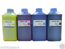 4Quart Pigment Refill ink kit for Epson 124 T124 125 126 NX125 NX127 4x1000ml