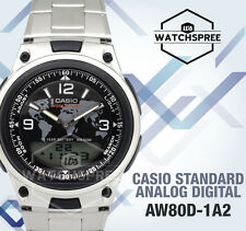 Casio Analog Digital AW80D-1A2