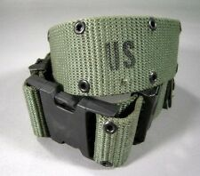 INDIVIDUAL EQUIPMENT BELT PISTOL WEB Medium UTILITY US Military Issue