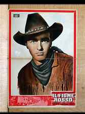 IL FIUME ROSSO fotobusta poster Red River Montgomery Clift John Wayne Western