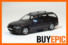Schuco 1:43 Opel Vectra B Caravan, Estate, purple, purple, Model car