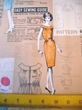 Michael Miller Fabric Make It Work Dresses Patterns Sewing 4 Quilts Pillows