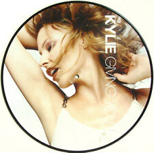 KYLIE MINOGUE / GIVING YOU UP - LTD. PICTURE VINYL ( incl. Alter Ego Remix ! )