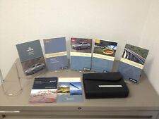 2007 Lexus ES 350 Genuine OEM Owner's Manual Set with Navigation and Case