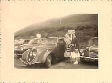 PHOTO AUTOMOBILE CAR PEUGEOT 201 ? 1956