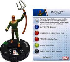 Marvel Heroclix Invincible Iron Man - SCARECROW #022