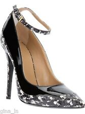 BNIB DSQUARED2 PATTENT LEATHER HEELS SHOES UK7/US10/EU40