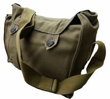 Gas Mask Bag Czech Military (Button Closure)