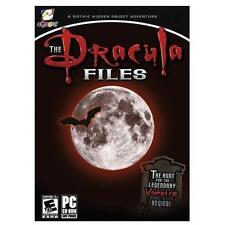 The Dracula Files HIDDEN OBJECT PC Game