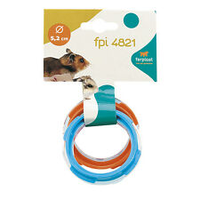 Ferplast hamster tube attachments / connectors - pack of 2 - FPI 4821