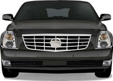 FITS CADILLAC DTS 06-11 ABS CHROME HORIZONTAL STYLE FULL REPLACEMENT GRILLE 1PC