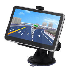 "7"" Inch GPS Navigation 128RAM 4GB Navigator SAT NAV With Free Map For Car Driver"