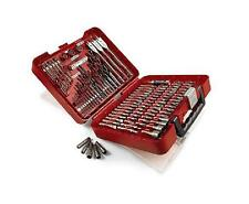 Awesome Craftsman 100-Pc Accessory Piece Drill Bit Case 31639 Drill Screw GIFT