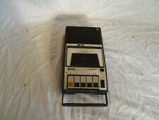 Vintage Lloyd's portable cassette player/recorder model V117