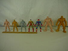Action Figure Prototype Wax Sculpting Painted Hard Copy Urethane Sample Hasbro
