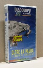 Oltre la paura - è possibile vincerla? [vhs, discovery channel, cinehollywood]