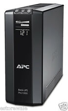 APC UPS  BR1000G-IN | 1 KVA |1000VA  | with Battery | 1 Year Warranty | REFD