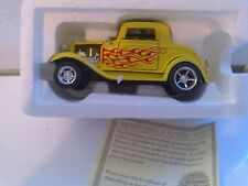 1939 FORD 3 WINDOW HOT ROD  1/32
