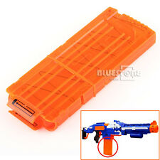 Quick Reload Clip System Darts for Toy Gun Nerf N-Strike Blaster in Loose